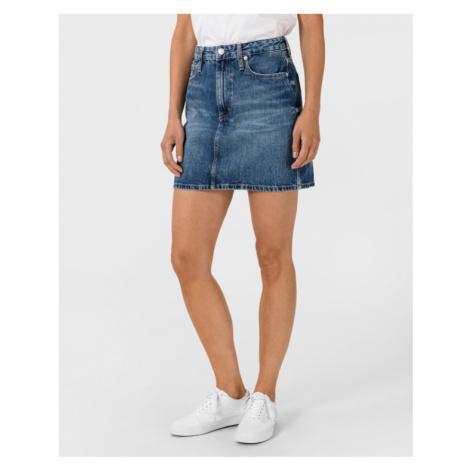 Calvin Klein Sukňa Modrá