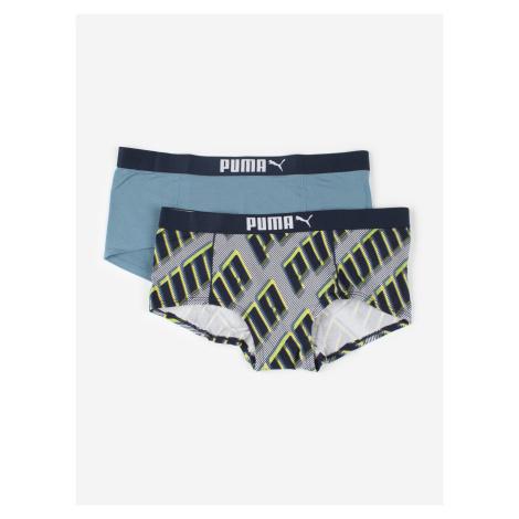 Nohavičky Puma Mini Short Aop 2 Pack Packed Farebná