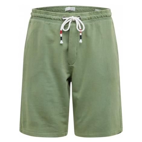 !Solid Nohavice 'Ron'  zelená