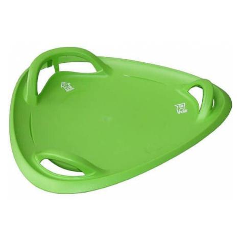 Acra Meteor 60 talíř sáňkovací A2034/3 - zelený