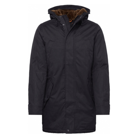 Q/S designed by Zimný kabát  čierna
