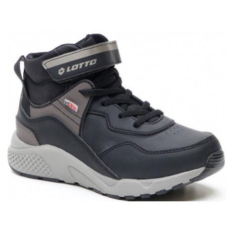 Lotto ULTRA AMF MID HD CL SL sivá - Detská obuv