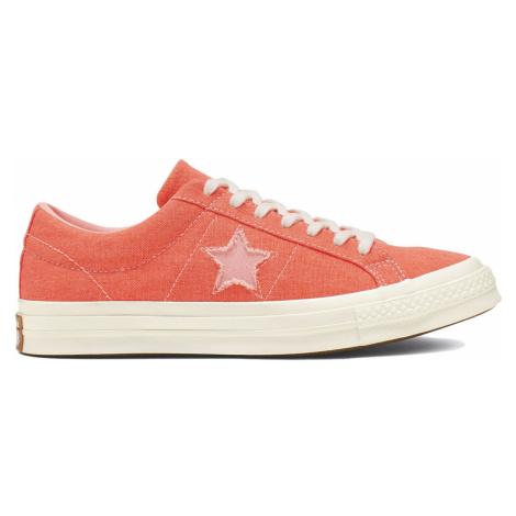 Converse One Star OX Turf Orange-11.5 oranžové 164362c-11.5