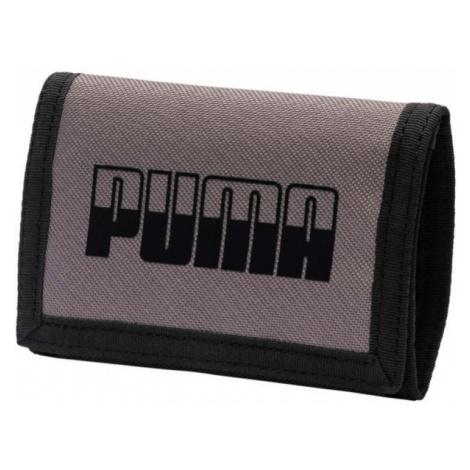Puma PLUS WALLET II sivá - Peňaženka