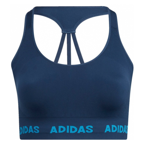 ADIDAS PERFORMANCE Športová podprsenka  tmavomodrá / nebesky modrá