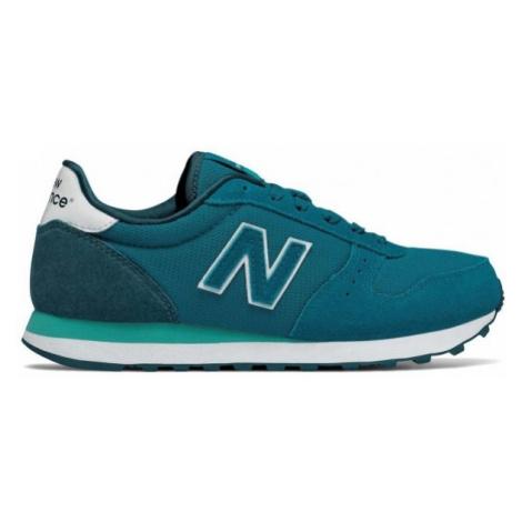 New Balance WL311OEA zelená - Dámska obuv na voľný čas