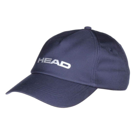 Performance Cap 2019 čepice s kšiltem barva: tm. modrá Head