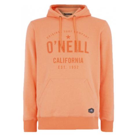 O'Neill LM PIRU HOODIE oranžová - Pánska mikina