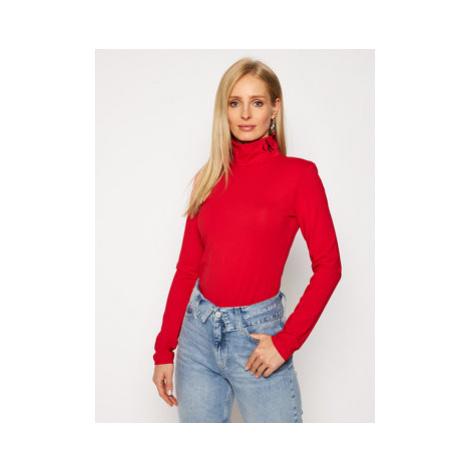 Calvin Klein Jeans Rolák J20J214932 Červená Slim Fit
