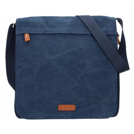 Pánska taška Katana Olves - modrá