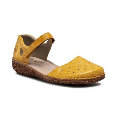 Dámske sandále Rieker