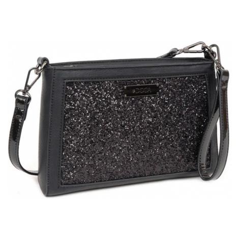 Čierna kabelka – Glitter D . . A