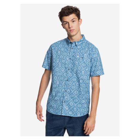 Baja Blues Košile Quiksilver Modrá