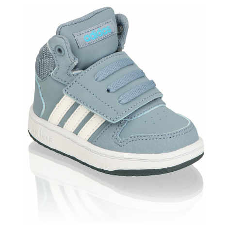 Adidas HOOPS MID 2.0 I šedá