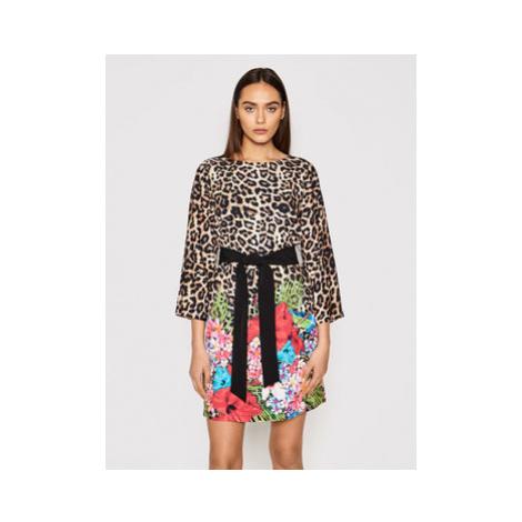 Marciano Guess Každodenné šaty 1GG772 9549Z Farebná Regular Fit