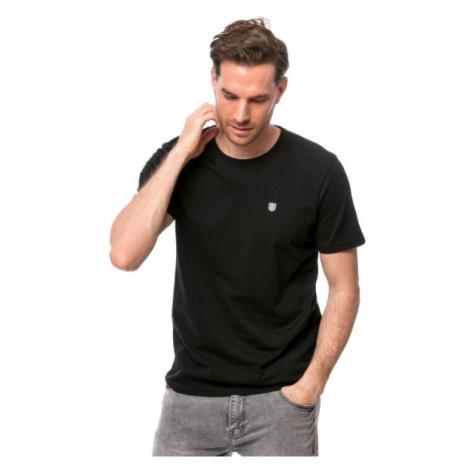 Heavy Tools Pánske tričko Mossebon black C3S21313BL