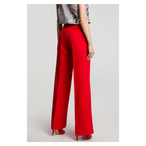 Červené nohavice M378 Moe
