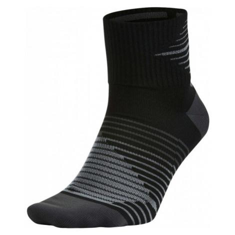 Nike QUARTER SOCK čierna - Bežecké ponožky