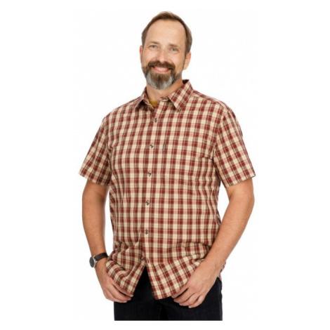 Bushman košeľa Keene burgundy