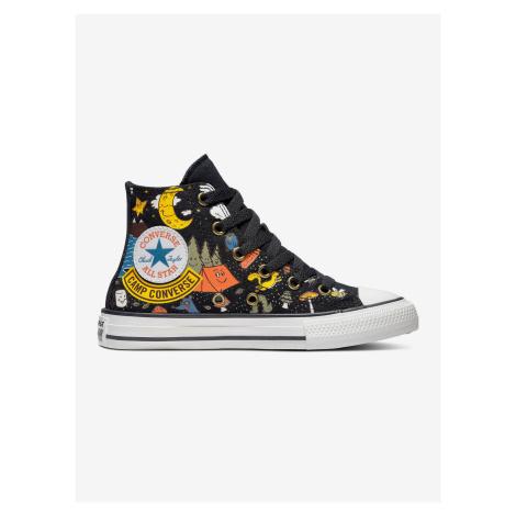 Topánky Converse Chuck Taylor All Star Čierna