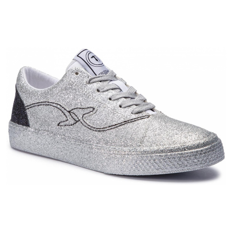 Sneakersy TRUSSARDI JEANS - 79A00315 M020
