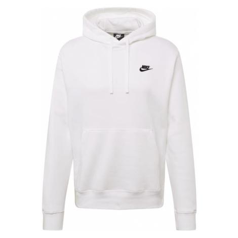 Nike Sportswear Mikina 'Club'  biela