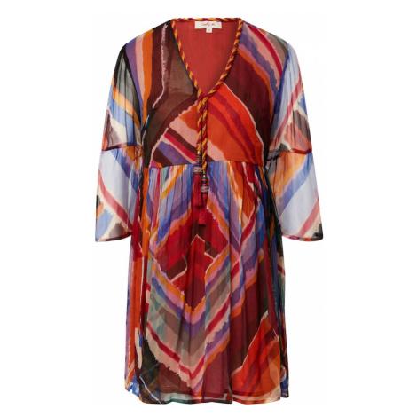 Derhy Šaty 'SARAH'  zmiešané farby / ohnivo červená