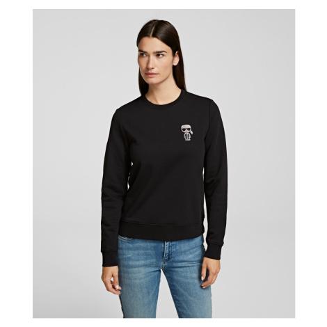 Mikina Karl Lagerfeld Ikonik Mini Karl Rs Sweatshirt