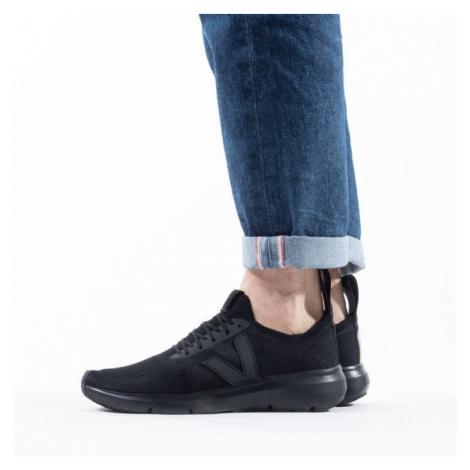 Veja x Rick Owens Low Sock VM20F3800 KVE BLACK