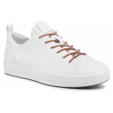 Sneakersy ECCO - Soft 6 M 45099401007  White