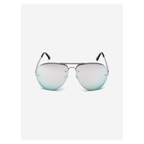 Kitty Sluneční brýle Philipp Plein Strieborná