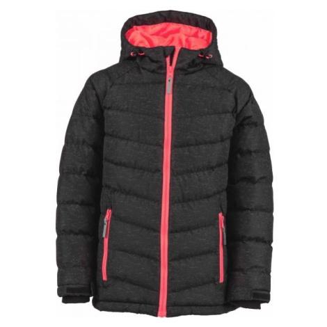 Lewro PEMA ružová - Detská zimná bunda