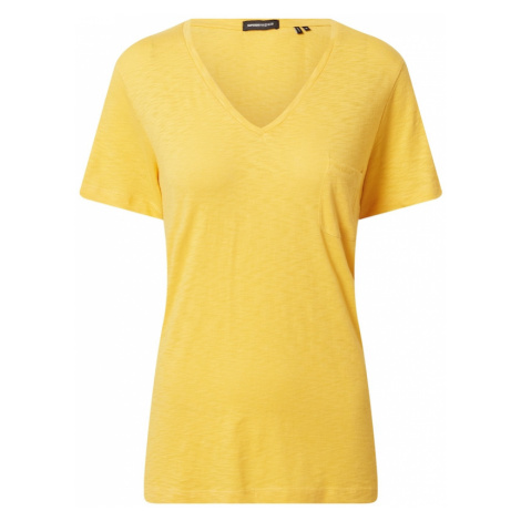 Superdry Tričko  žltá