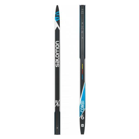 Salomon SET R 6 COMBI+PLK PRO COMBI - Bežecké lyže kombi