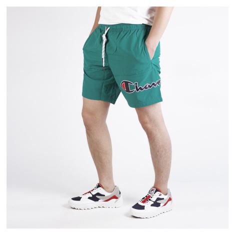 Zelené kúpacie šortky Rochester Beachshort Champion