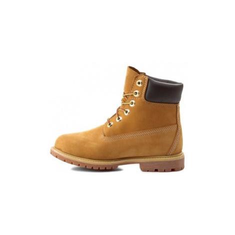 Timberland Outdoorová obuv Af 6in Prem TB0103617131 Žltá