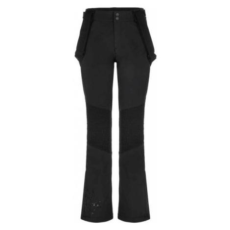 Loap LYPA čierna - Dámske softshellové nohavice