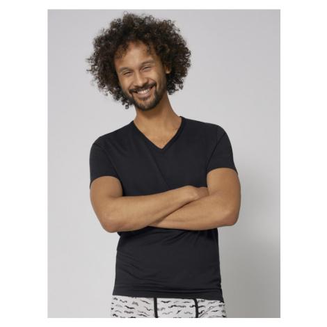 Pánske tričko Sloggi MEN GO SHIRT V-NECK SLIM FIT
