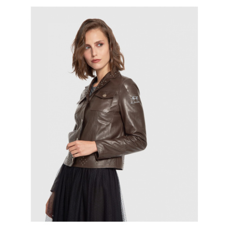 Bunda La Martina Woman Jacket Real Leather