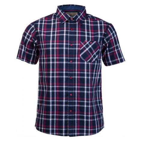 Willard HUDLER modrá - Pánska košeľa