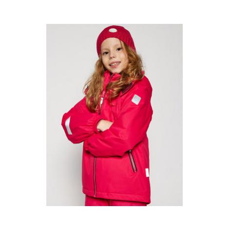 Reima Zimná bunda Reili 521617A Ružová Regular Fit