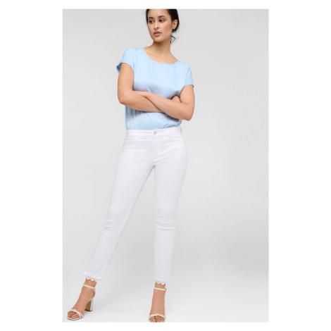 Nohavice skinny s čipkou Orsay