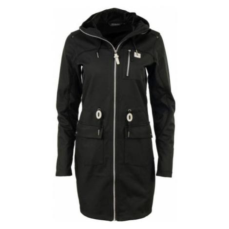 ALPINE PRO GALLERIA 3 čierna - Dámsky kabát