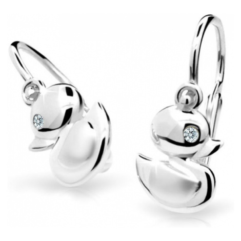 Cutie Jewellery Detské náušnice C1954-10-10-X-2