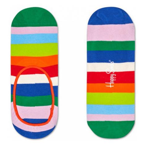 Happy Socks Stripe Liner Sock-S-M (36-40) farebné STR06-2500-S-M (36-40)