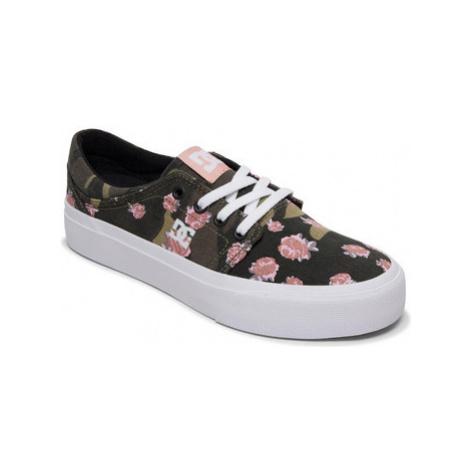 DC Shoes Trase tx se Zelená