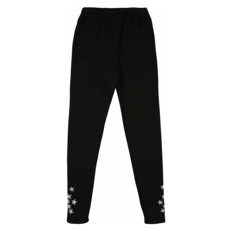 GAP Nohavice  čierna / strieborná