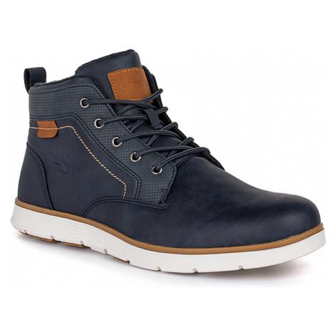 Loap Onics pánske zimné topánky modré
