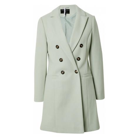 Dorothy Perkins Prechodný kabát  pastelovo zelená