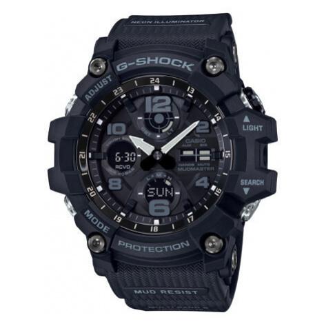 Casio G-Shock GWG 100-1AER čierne
